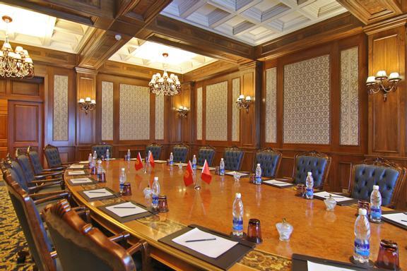 Банкеты - встречи - конференции